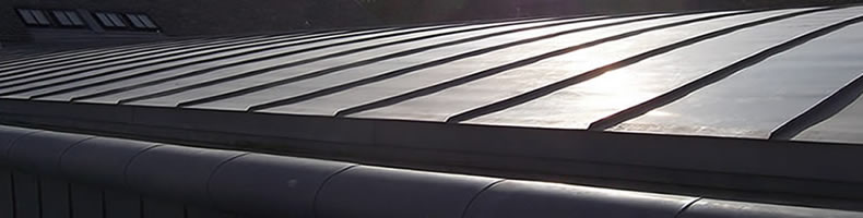 Artisan Roofing Ltd Zinc Sheet Metal Roofing Edinburgh